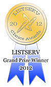 The Recovery Group�s THEBIGBOOK Loop, Grand Prize Winner in the LISTSERV Choice Awards -- The Mailys 2012
